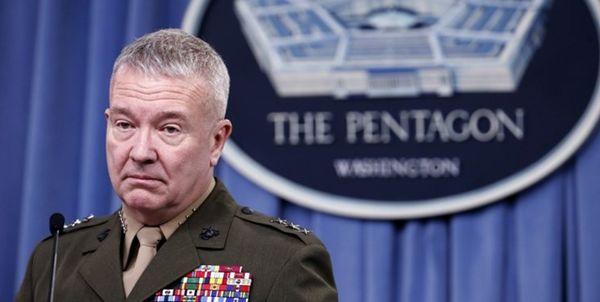 فرمانده سنتکام: دنبال جنگ با ایران نیستیم