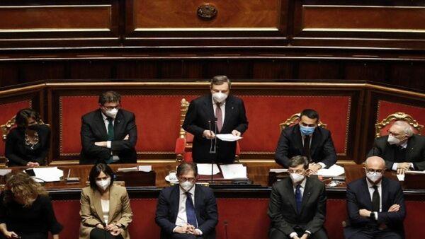 پارلمان ایتالیا به نخست وزیر رای اعتماد داد