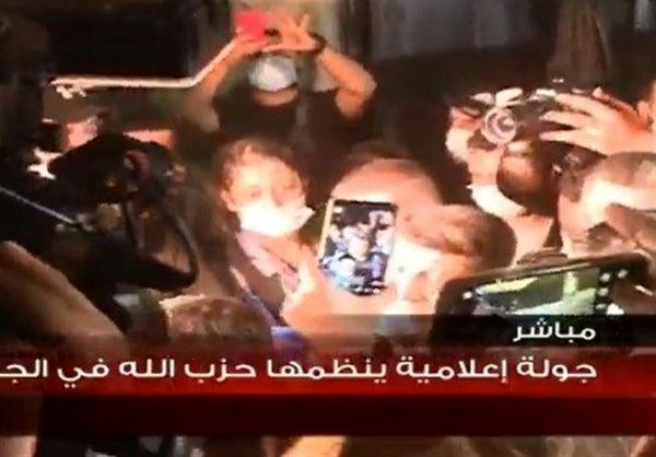 بازدید رسانهای از تاسیسات الجناح دروغ نتانیاهو را فاش کرد