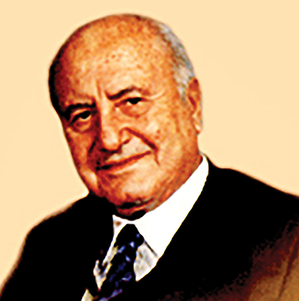 حسیب صباغ، بازرگان میلیاردر فلسطینی