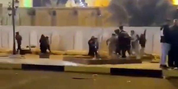 انفجار تروریستی در مسیر زائران در کاظمین عراق