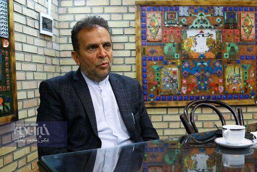 عباسزاده: آدم احمدینژاد نیستم/اسنادی برای اعتراض به اعتبارنامه قالیباف وجود نداشت/ احمدینژاد قابل پیشبینی نیست