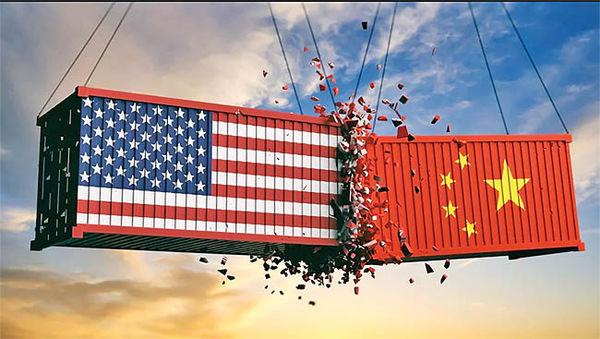 شوک تجاری به چین و آمریکا