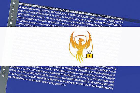افشای کلیدهای رمزگشایی  یک باجافزار مخرب
