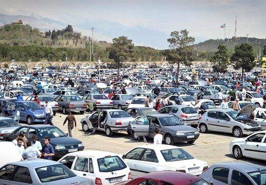 قیمت روز خودروهای لوکس در تهران