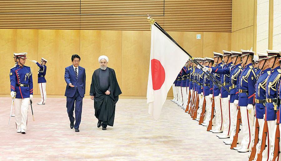استقبال ایران از ابتکارات نفتی ژاپن