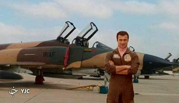 کدام خلبان رکورددار پرواز رزمی با جنگنده فانتوم است؟/ خلبانی که بارها مرگ را به چشم خود دید