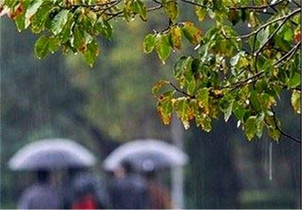 بارش باران در ۳ استان کشور