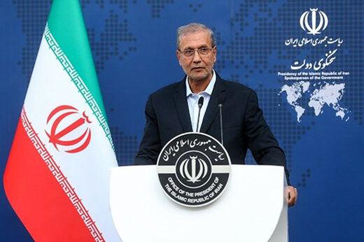 ربیعی: ساختن ایران به جایگاهی بهتر در شرایط «فشار حداکثری خارجی و حمایت حداقلی داخلی» ناممکن است
