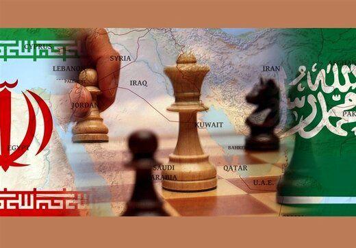 ذوب شدن یخ روابط ایران و عربستان