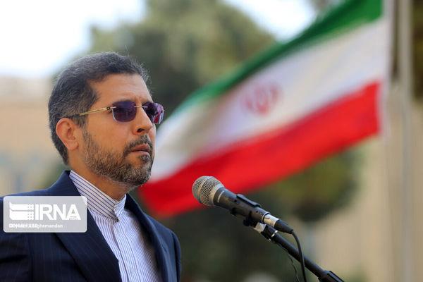 خطیبزاده: بازگشت آمریکا به برجام باید یکجا، قطعی و قابل راستیآزمایی باشد