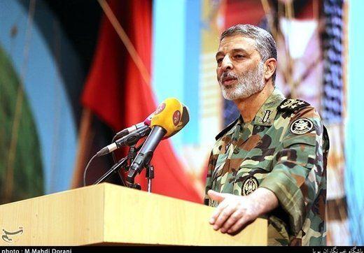 دستورات فرمانده کل ارتش برای امنیت مرزهای نزدیک به جنگ قره باغ