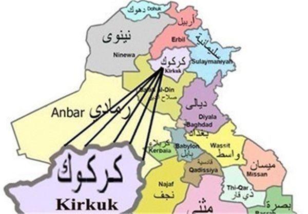 سرکرده داعش در کرکوک دستگیر شد