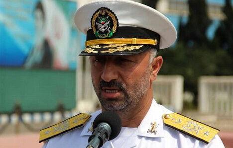 دریادار کاویانی:ایران با انقلاب اسلامی در زمره امپراطوریهای بزرگ جهان قرار گرفته است/در زمره امپراطوریهای دریایی هستیم