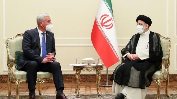 جزئیات دیدار رئیسی با رئیس مجلس نمایندگان بلاروس