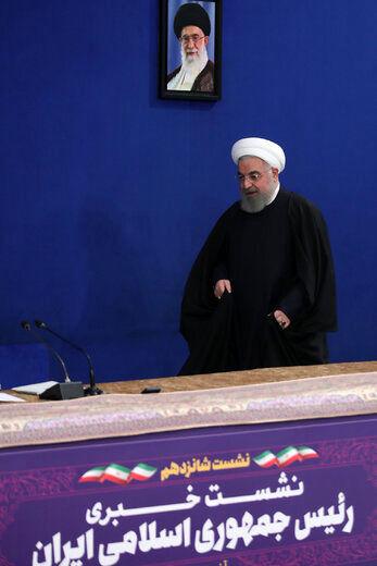 روحانی، رکورددار برگزاری نشست خبری در بین سران قوا