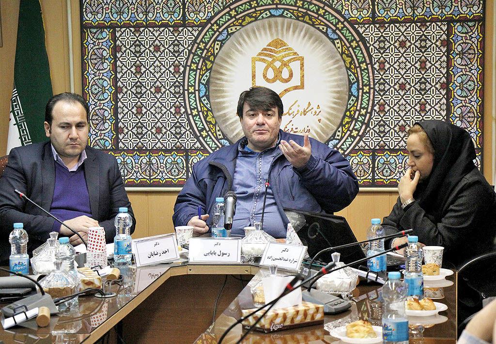 الگوی رفتاری  رأیدهندگان ایرانی