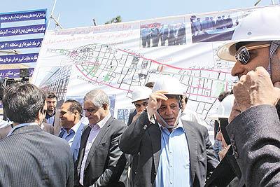 خط 4 مترو به تهرانسر متصل میشود