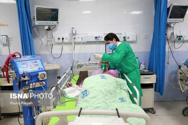 آخرین آمار رسمی کرونا در کشور/ ۴۸۲ فوتی، ۵۶۹۱ تن در وضعیت شدید بیماری