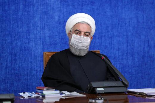 زمان ورود اولین محموله واکسن کرونا به ایران از زبان رئیس جمهور