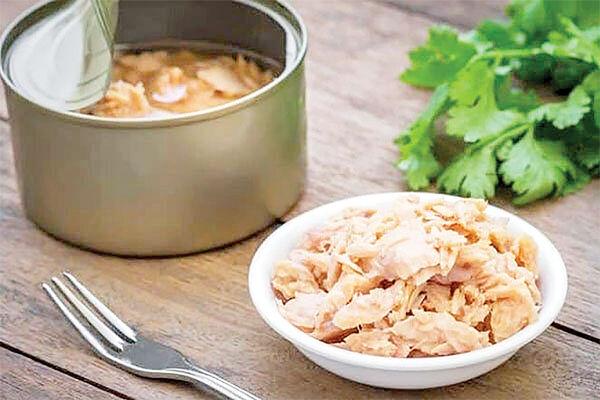 تاثیر افزایش مصرف کنسرو تن ماهی