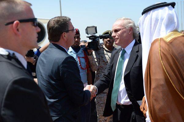 سفر نماینده آمریکا در امور یمن به کشورهای حاشیه خلیج فارس