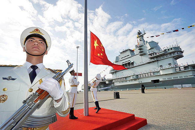 چین در صف تحریم آمریکا