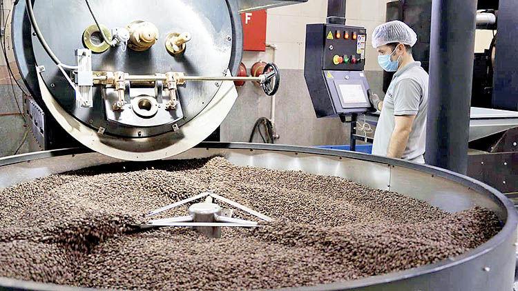 رشد بازار قهوه در ایران