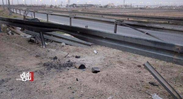 جزئیات انفجار بمب در مسیر کاروان ائتلاف آمریکایی در جنوب عراق