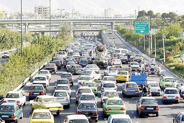 کروکی دسترسی به آرم ترافیک97
