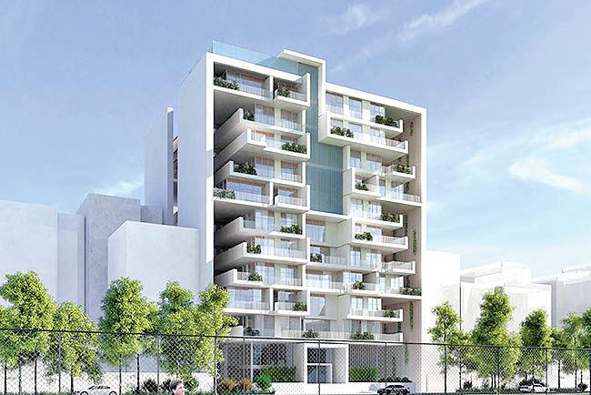 سهم نماهای ساختمانی در بهبود سیمای شهر