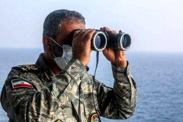 نظارت فرمانده کل ارتش بر مراحل مختلف رزمایش ذوالفقار ۹۹