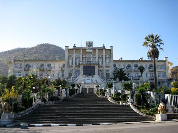 بهترین هتل های رامسر با قیمت مناسب