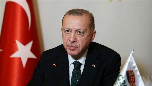 اردوغان از معاهده اروپایی خارج شد