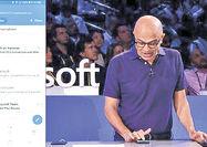 مدیرعامل مایکروسافت هم از گوشی اندرویدی استفاده میکند