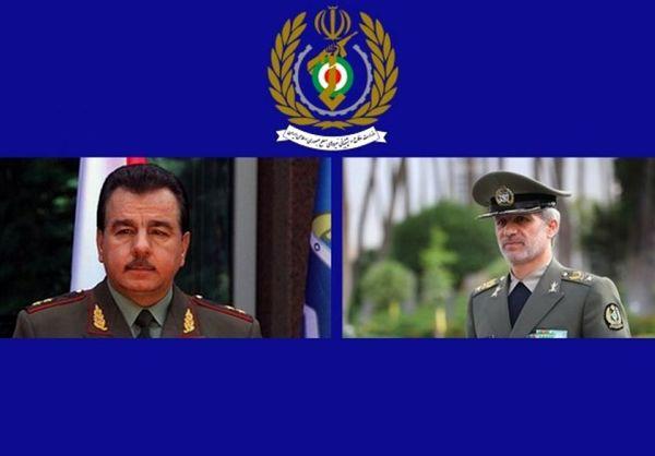 وزیر دفاع تاجیکستان وارد تهران شد