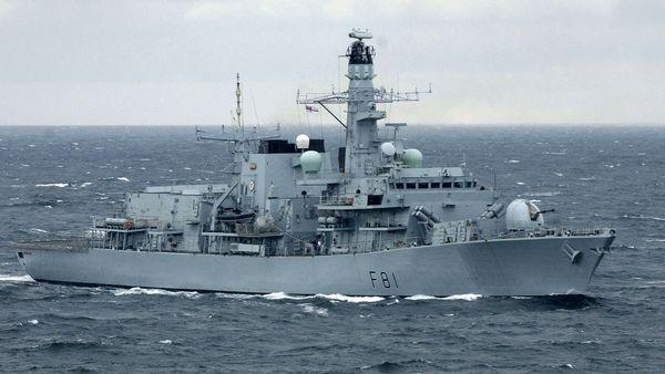 ردیابی ۹ کشتی روسی در آبهای انگلیس طی دو هفته اخیر