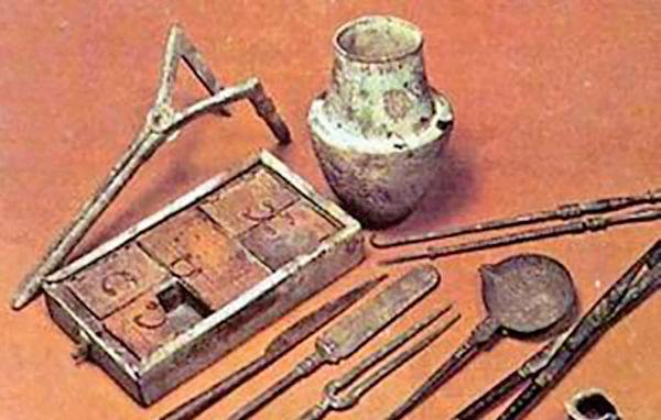 اولین درمانگران تاریخ