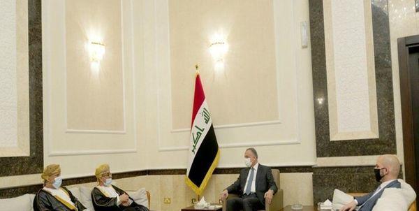جزئیات گفتوگوی سفیر عمان با نخست وزیر عراق درباره اوضاع منطقه