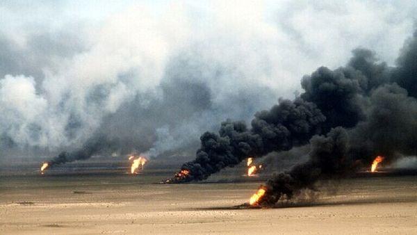 داعش مسئولیت انفجار چاههای نفتی کرکوک را برعهده گرفت