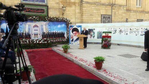 ظریف از شهدای وزارت خارجه تقدیر کرد