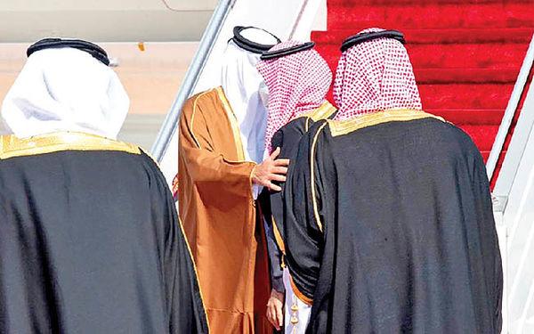 شرط جدید امارات برای قطر