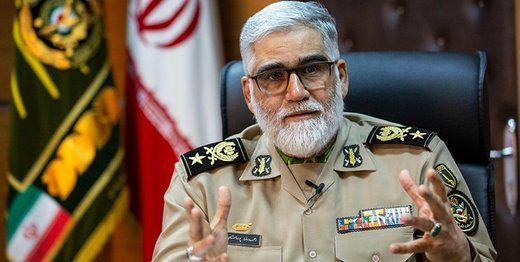 امیر پوردستان: دشمنی بخواهد خیال خام خود را عملی کند با پاسخ کوبنده روبهرو خواهد شد