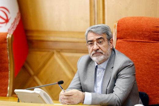 درخواست انتخاباتی وزیر کشور از صدا و سیما