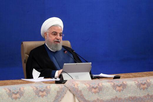 روحانی: می خواهیم از صادرات نفت خام فاصله بگیریم/ اعتراف می کنم روزهای سختی را پشت سر می گذاریم