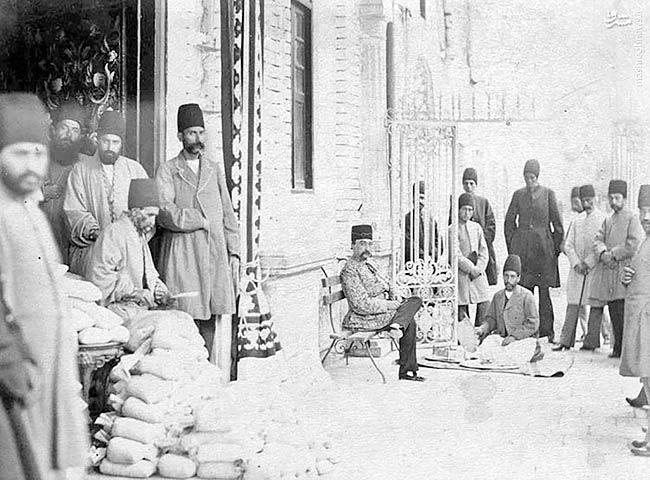 درآمدهای مالیاتی در دوره قاجار