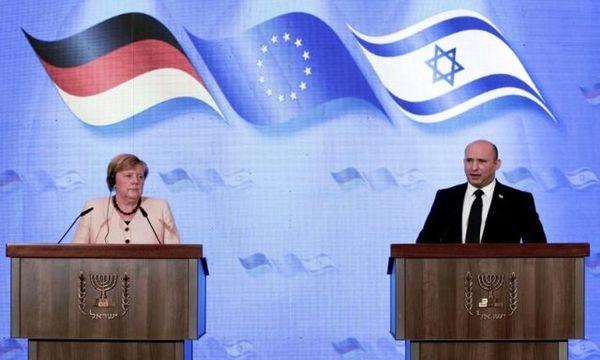 مرکل: امنیت اسرائیل پرونده مهم در هر دولتی در آلمان خواهد بود