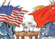 جدایی اقتصاد چین از آمریکا