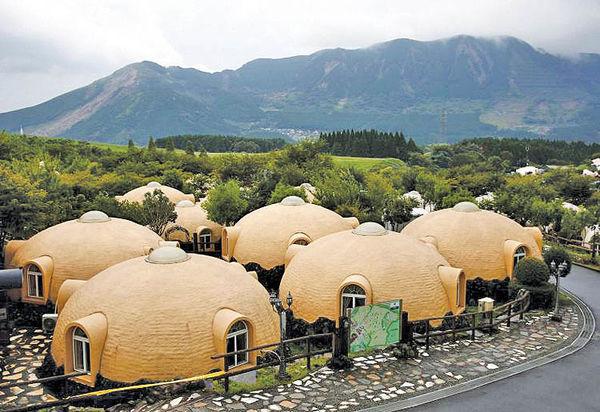 خلاقیت شرکت ژاپنی در تولید خانههای مقاوم