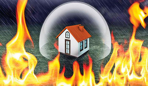 بیمه آتش سوزی جدی گرفته شود
